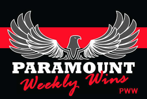 Paramount Weekly Wins